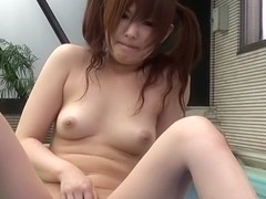 Hottest Japanese chick Miku Airi in Fabulous JAV uncensored Blowjob scene