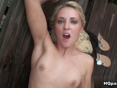 Josh & Holly Blue in Boardwalk banging Movie