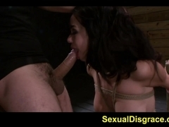 Slut Kimmy Lee Enjoys Disgrace
