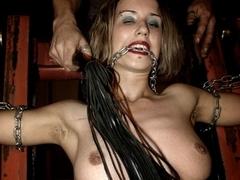 BrutalPunishment Video: Alexa Sees Red