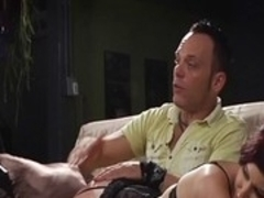 Fabulous pornstar Charli Piper in best bdsm, redhead sex movie
