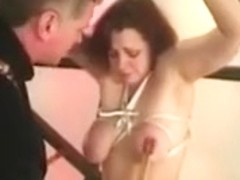 My curvy sex must be punished for being a slut