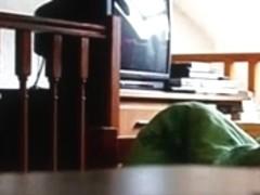 Aunt Nude on Hidden Camera