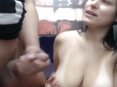 Amateur Babe Swallow A Load Of Cum