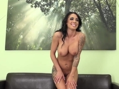 Exotic pornstar Alexa Aimes in Amazing Solo Girl, Fake Tits sex video