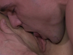 Best pornstars Jamie Hunger, Max Dyor in Exotic Romantic, Skinny sex scene