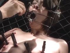 Tsubaki Katou in Abnormal Sexual Desire Demon part 1.2