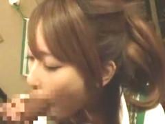 Crazy Japanese model Akari Minamino, Anri Kawai in Amazing Fingering, POV JAV clip