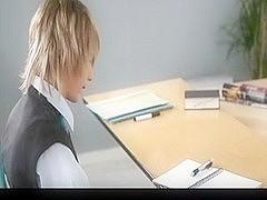 Teen gay students get naughty in school
