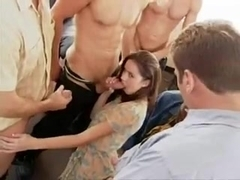 Kacey in 'The Group-Sex Gal thirty'