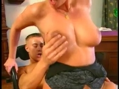 Large Breasty Dolls - Scene 1