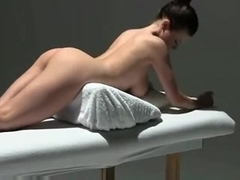 Multiorgasmic Massage With Oil