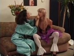 Mistress Feminizes And Fucks Sissy CD