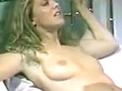 Sharon Kane gets a licking
