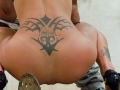 Crazy fetish sex video with fabulous pornstar Derrick Pierce from Everythingbutt