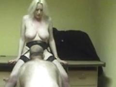 Uk English blonde whore Louise Jackson in office...hidden camera
