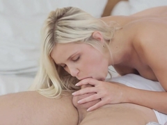 Horny pornstar in Hottest Blonde, Cunnilingus xxx video