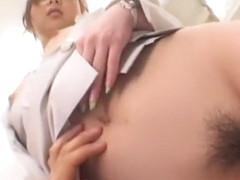 Amazing Japanese whore Jessica Kizaki in Exotic Fingering JAV clip