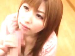 Best Japanese model Cocomi Naruse in Exotic Blowjob/Fera, Facial JAV scene