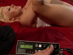 Incredible blonde, fetish porn movie with fabulous pornstars Isis Love and Candy Manson from Wired.