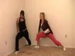Girls Kickboxing 1