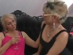 Threesomes mature lesbians