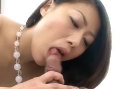 Fabulous Japanese whore Hina Aisawa in Incredible JAV uncensored Blowjob video