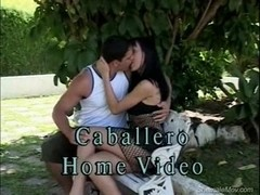 Outdoor fuck with latina shemale