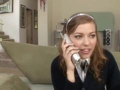 Nicole Ray - Naughty Schoolgirl
