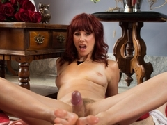 Best fetish porn scene with fabulous pornstars Maitresse Madeline Marlowe and Johnny Ruiz from Foo.
