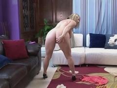 Horny pornstar Maggie Green in Hottest MILF, Masturbation porn clip