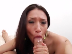 Crazy pornstar Vicki Chase in fabulous cumshots, cunnilingus porn movie