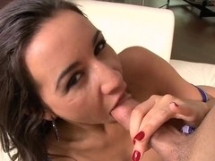 Stephani Moretti is glad to receive amazing fucking from stud