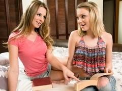 Kota Sky & Jillian Janson in Smart Girl Stupid Plan Video