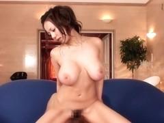 Ruri Saijou in New Dimensional M cup Sex aka 3D Evolution part 5
