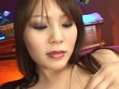 Sayaka Minami Uncensored Hardcore Video with Masturbation, Handjobs scenes