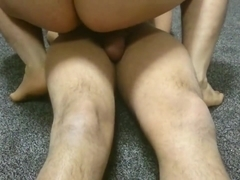 Luv wathing her pussy open and close around my penis