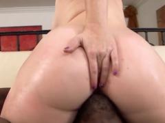 Best pornstar Sierra Miller in incredible interracial, anal xxx video
