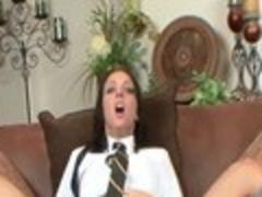 Crazy pornstar Stephanie Cane in amazing cumshots, facial adult video