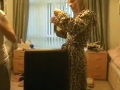 Voyeur captures 2 students changing clothes in their dorm' compilation
