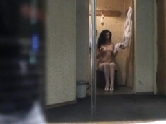 Hottest Amateur clip with Changing Room, Voyeur scenes