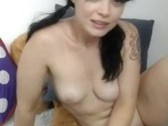 Fabulous Amateur movie with Tattoos, Toys scenes