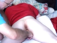 fingering fun time pussy & anal with young sexy girl