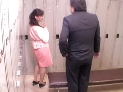 Japanese cunt screwed rough by rod in kinky voyeur movie