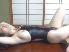 Fabulous Japanese girl in Amazing Blowjob/Fera, Big Tits JAV clip