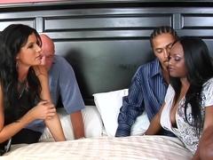 Crazy pornstar Candice Nicole in horny facial, bbw sex scene
