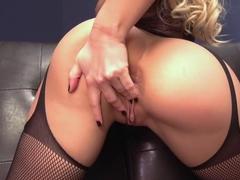 Incredible pornstar Anikka Albrite in crazy cumshots, big cocks adult scene