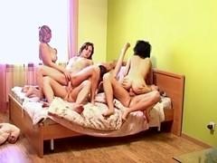 Amateur nude party video, part 5