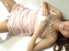 Crazy Japanese whore Mahiru Tsubaki in Amazing JAV uncensored Hairy movie