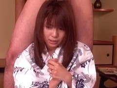 Azumi Harusaki in Entertaining Wife part 1.3